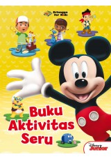 Disney Junior: Bk. Aktivitas Seru
