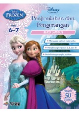 Disney Learning Frozen: Addition & Substraction