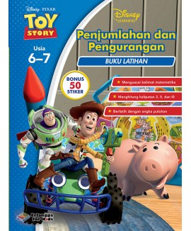 Disney Learning Toy Story: Addition & Substraction