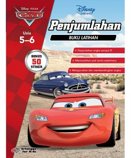 Disney Learning Cars: Addition (Penjumlahan)
