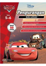 Disney Learning Cars: Substraction (Pengurangan)